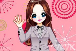 《樱桃公主的校服》游戏画面2