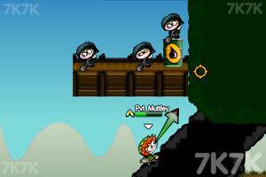《围城之战3升级版》游戏画面3