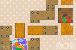 《虫宝宝吃苹果》游戏画面3