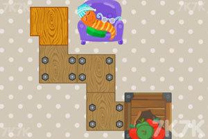 《虫宝宝吃苹果》游戏画面6