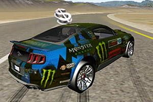 《福特疯狂驾驶》游戏画面1