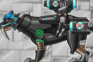 《组装黑色龙甲》游戏画面1