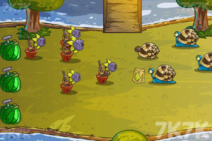 《水果保卫战3》游戏画面2