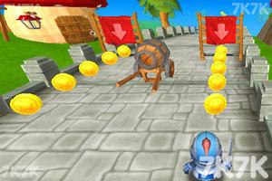《小小骑士也酷跑无敌版》游戏画面3