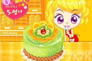 《精品韩国蛋糕制作》截图5