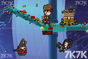 《最强海盗之战1.2无敌版》游戏画面2