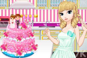 《美味的婚礼蛋糕》截图2