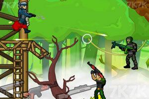 《神勇特种兵》游戏画面6