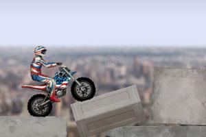 《美国摩托车挑战》游戏画面1