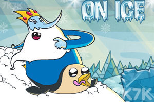 《浪漫的冰雪国王》游戏画面3