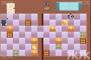 《猫鼠偷嘴儿》游戏画面1