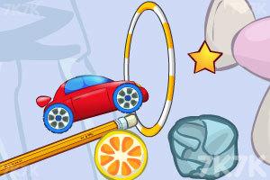 《桌面飞车》游戏画面1