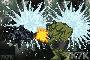 《绿巨人对超级英雄无敌版》截图2