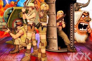 《合金弹头正式版3》游戏画面1