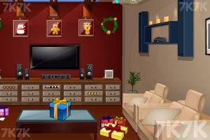 《圣诞宝贝逃出》游戏画面1