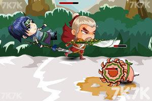 《三国英雄联盟无敌版》游戏画面7
