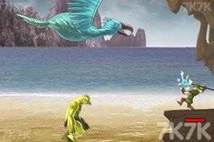 《原始防御战怪兽来袭2》游戏画面1