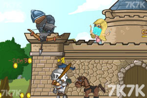 《城堡守卫军无敌版》游戏画面6