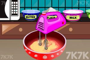 《好吃的草莓蛋糕》游戏画面2