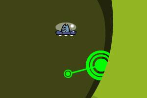 《小小外星飞行员》游戏画面1