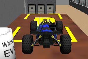 《疯狂的玩具车2》游戏画面1
