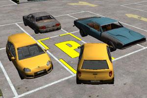 《车库停车》游戏画面1