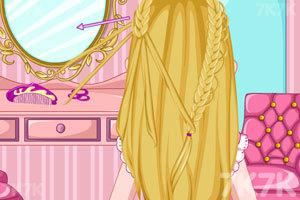 《漂亮的编发》游戏画面6