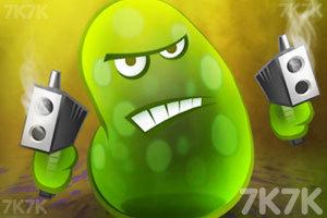 狂暴的病毒战士无敌版