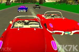 《疯狂老爷车》游戏画面5
