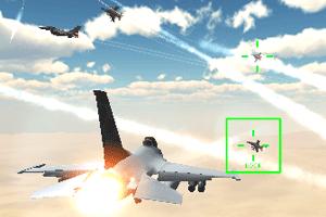 《空袭》游戏画面1