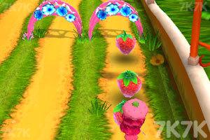 《草莓公主跑酷》游戏画面9