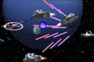 《宇宙空间大作战》游戏画面1