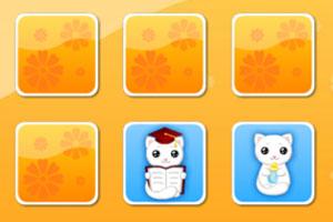 《动物记忆卡牌》游戏画面1