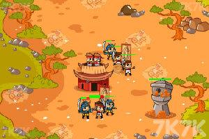 《忍者世界大战》游戏画面2