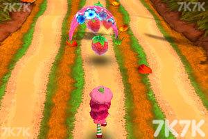 《草莓公主跑酷无敌版》截图7