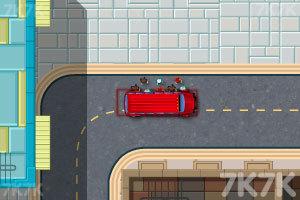 《停靠双层大巴》游戏画面3