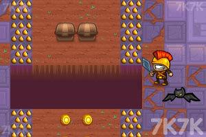 《勇敢的小骑士》游戏画面3