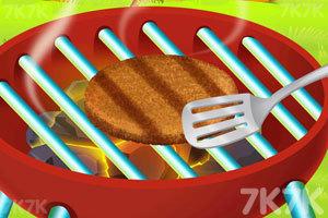 《后院美食烧烤》截图2