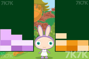 《布鲁精灵彩色方块》游戏画面6