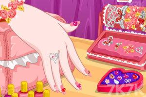 《情人节去美甲》游戏画面3