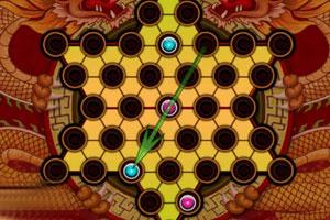 《中国跳棋》游戏画面1