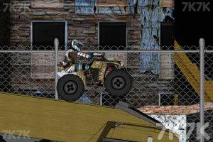 《摩托障碍挑战赛》游戏画面3
