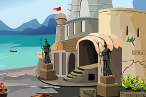 《逃离宝藏城堡》游戏画面1