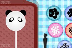 《熊猫迷你棒棒糖》游戏画面4