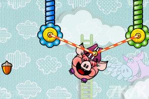《贪吃的猪头3》截图3
