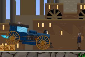 《时代赛车》游戏画面1