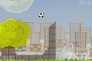 《足球王者升级版》游戏画面3
