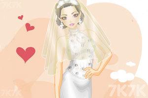 《时尚的新娘子》游戏画面2