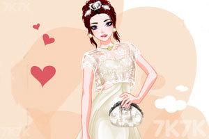 《时尚的新娘子》游戏画面1