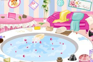 《清理水疗沙龙会所3》游戏画面1